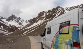 Travesia de la Cordillera de los Andes, inolvidable!