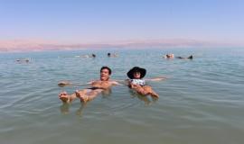 Subindo para Jerusalém - Mar Morto e Massada - 25/05/14.