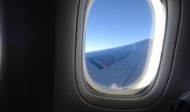 Voando para o Oriente Médio - 10/05/14.