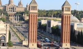 Acabem el nostre viatge per Espanya a la capital de la Catalunya - 01 à 07/08/2014.