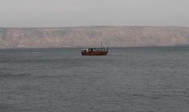 Mar da Galiléia - 28 e 29/05/2014.